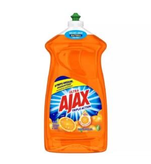 AJAX DISH SOAP #860 ORANGE WASHING LIQUID
