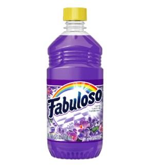 FABULOSO #31053 LAVENDER CLEANER