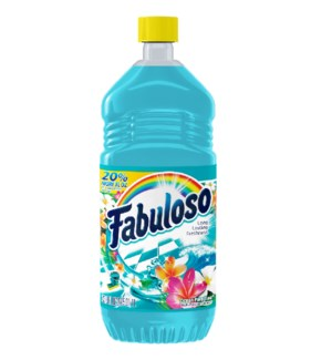 FABULOSO #31275 TROPICAL SPRING CLEANER