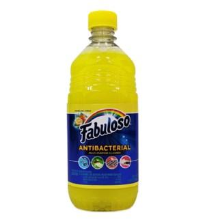FABULOSO #86358 SPARKLING CITRUS CLEANER