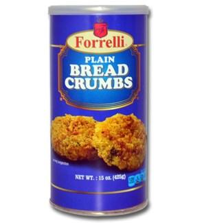 FORRELLI #28011 BREAD CRUMBS/PLAIN
