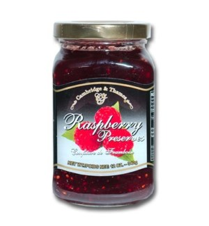 C&T #86474 RASPBERRY PRESERVE