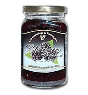 C&T #86476 BLACKBERRY PRESERVES