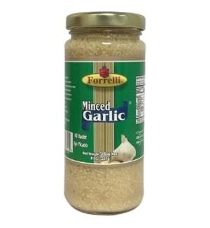 FORRELLI #87114 MINCED GARLIC IN A JAR