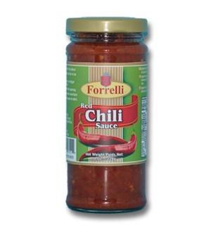 FORRELLI #87151 RED CHILI SAUCE
