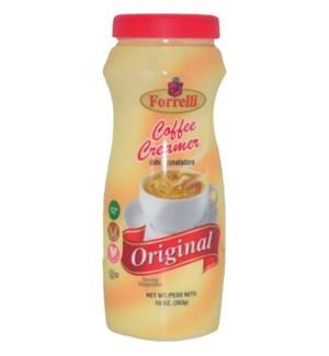 FORRELLI #87359 COFFEE CREAMER ORIGINAL