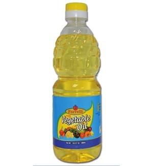 FORRELLI #87638 VEGETABLE OIL