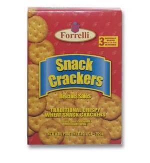 FORRELLI #94389 SNACK CRACKERS