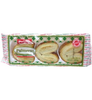 FORRELLI #94449 PALMERAS PUFF PASTRY
