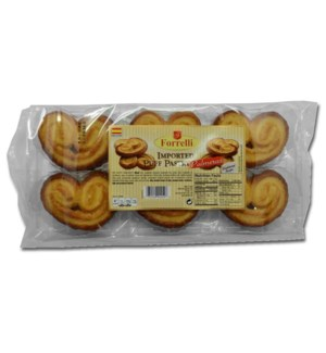 FORRELLI #94454 PALMERAS PUFF PASTRY