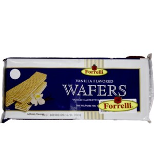 FORRELLI #97383 VANILLA WAFERS