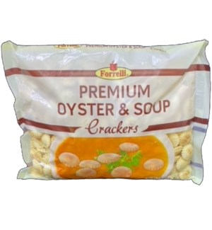FORRELLI #98540 CRACKERS OYSTER & SOUP