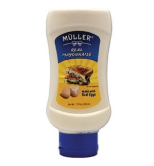MULLER #98572 REAL MAYONNAISE W/REAL EGGS