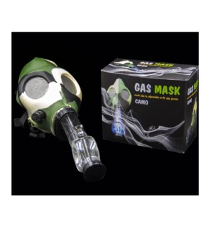 GAS MASK #MA-004 CAMO