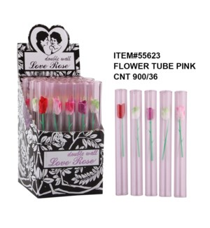 LOVE ROSE #55623 DOUBLE WALL PINK