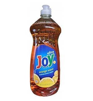 JOY ULTRA #75056 ORANGE DISH SOAP LIQUID