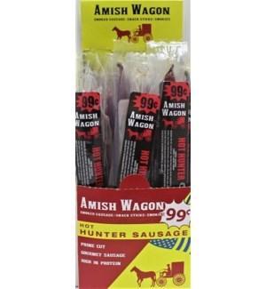 AMISH WAGON #53200 HUNTER SAUSAGE