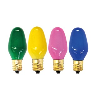 TS-E4002MX NIGHT LIGHT BULB,ASST