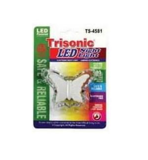NIGHT LIGHT #TS-4581 LED BUTTERFLY
