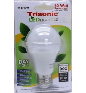 TS-LF07W DYL LED LIGHT BULB