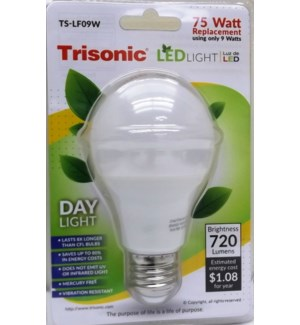 TS-LF09W DYL LED LIGHT BULB