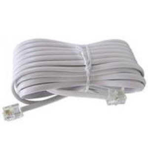 TS-825--25FT PHONE LINE CORD