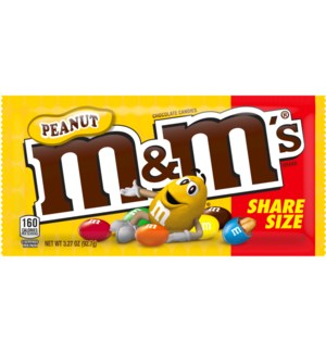 KING SIZE M&M PEANUT (YELLOW)