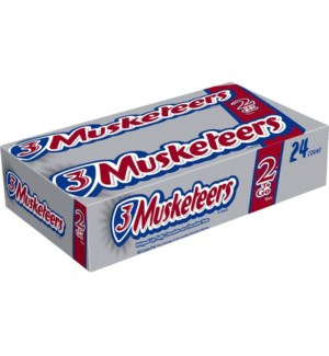 KING SIZE 3 MUSKETEERS 2 GO REG.