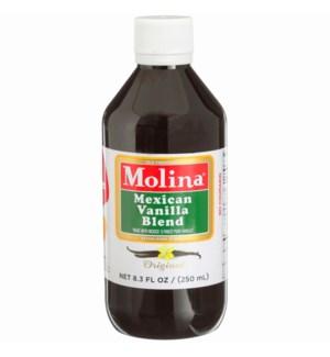 MOLINA VANILA #07050 MEXICAN BLEND