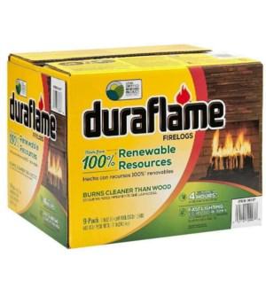 FIRELOGS #907 DURAFLAME