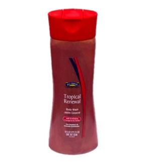 HCE #83916 TROPICAL RENEWAL BODY WASH