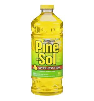 PINE-SOL #40199 LEMON FRESH CLEANER