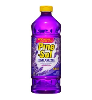 PINE-SOL #40290 LAVENDER MULTI SURFACE CLEANER
