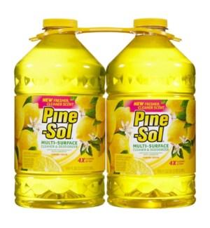 PINE-SOL #97376 LEMON BIG SIZE LIQUID
