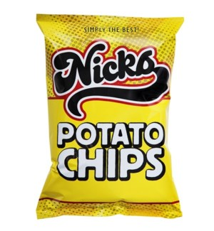 NICKS #1510 REG.POTATO CHIPS