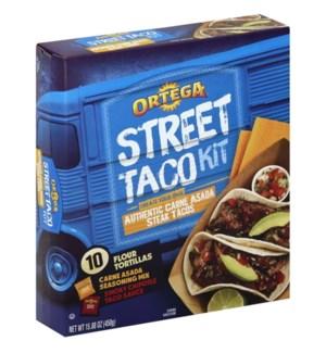 ORTEGA #10076 STREET TACO KIT
