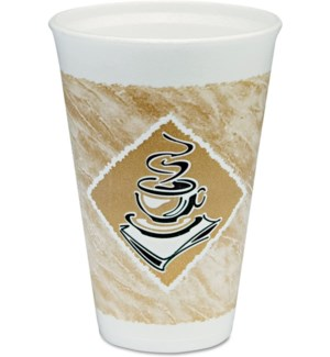 DART FOAM CUPS #32J32