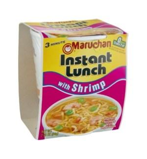 MARUCHAN #00125 SHRIMP NOODLE SOUP