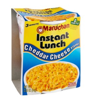 MARUCHAN #00166 CHEDDAR CHEESE NOODLE SOUP