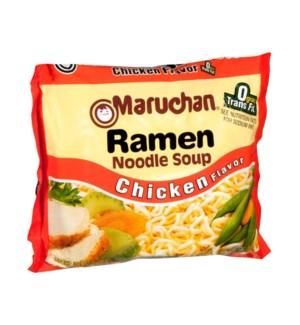 MARUCHAN #00211 CHICKEN RAMEN NOODLE SOUP
