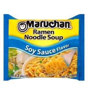 MARUCHAN #00214 SOY SAUCE NOODLE SOUP