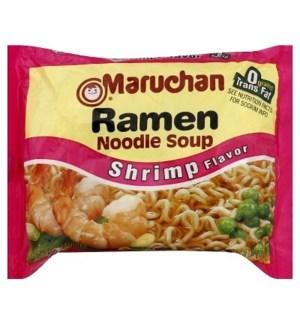 MARUCHAN #00217 SHRIMP NOODLE SOUP