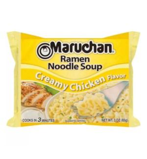 MARUCHAN #00251 CREAMY CHICKEN NOODLE SOUP