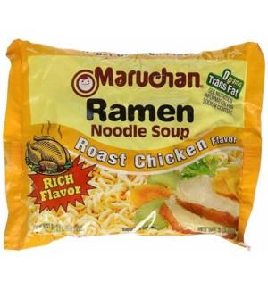 MARUCHAN #00257 ROAST CHICKEN NOODLE SOUP