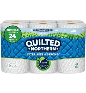 QUILTED BATH TISSUE #94421 ULTRA SOFT & STRONG