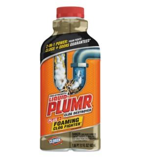 PLUMER LIQUID PLUS #01290 FOAMING