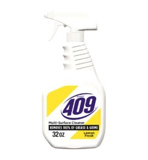 FORMULA 409 MULTI SURFACE #30954 LEMON FRESH CLEAN