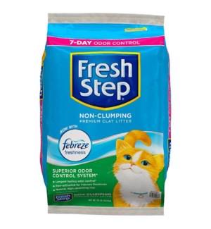 FRESH STEP #02030 CAT LITTER W/FEBREZE