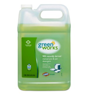 GREEN WORKS DISH SOAP #30388