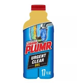 PLUMER GEL #30548 URGENT CLEAR